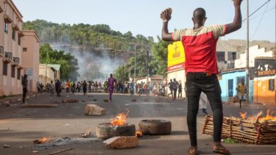 Mali: Police Clash With Civil Rule Campaigners As New Round Of Transition Talks Begins