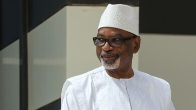 Mali: Former President Ibrahim Boubacar Keita Off To UAE For Medical Treatment