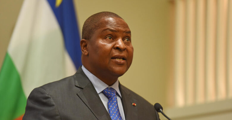 CAR: President Faustin-Archange Touadera Announces Candidacy For Upcoming Presidential Election