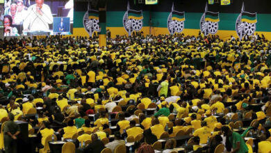 South African Ruling Party ANC Decides Officials Charged With Graft Must Step Aside