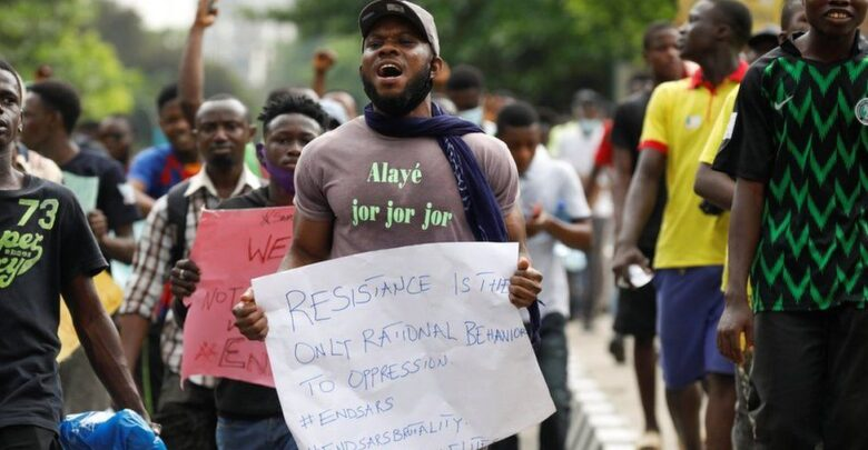 Nigerian Army To Enforce Law & Order As Police Brutality Protests Intensify