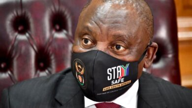 South Africa: President Cyril Ramaphosa Goes Into Self-Isolation After Covid-19 Contact