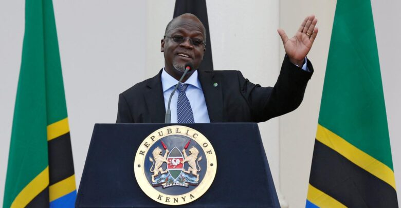 Tanzanian President Is In India Receiving COVID 19 Treatment, Says Opposition