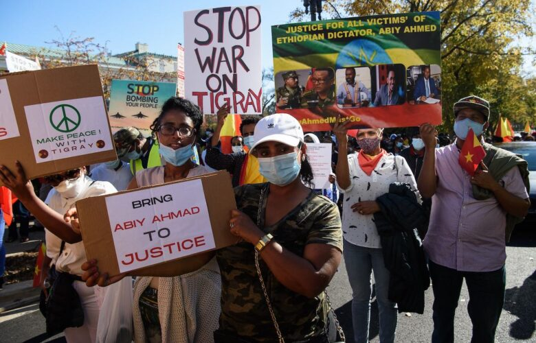 Tigray Leader Debretsion Gebremichael Confirms Bombing Eritrean Capital