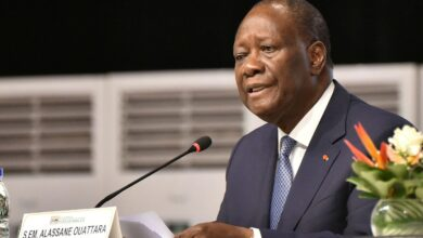 Ivory Coast's President Says Gbagbo Is Free To Return Following Acquittal