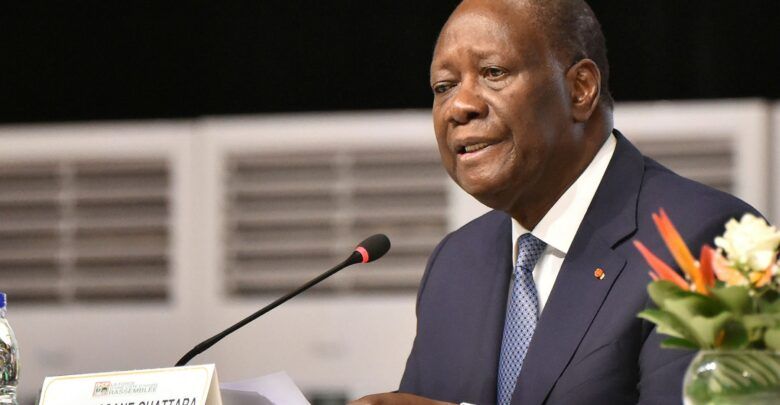 Ivory Coast: President Alassane Ouattara Rules Out Formation Of A Transitional Council