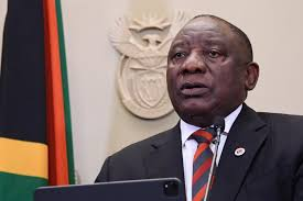 South African President Says Government Has No Money To Support Families Hit By COVID-19