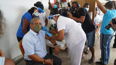 Seychelles Becomes First African Nation To Begin Coronavirus Vaccination Campaign