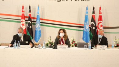 Libyan Forum Selects Interim Government To Oversee National Elections