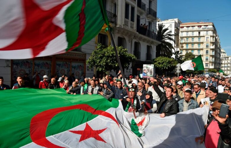 Algerians Resume Anti-Govt Protests After Yearlong Hiatus Due To Coronavirus Pandemic