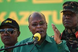 Tanzanian President Urges People To Pray To God To Defeat 'Respiratory Diseases'
