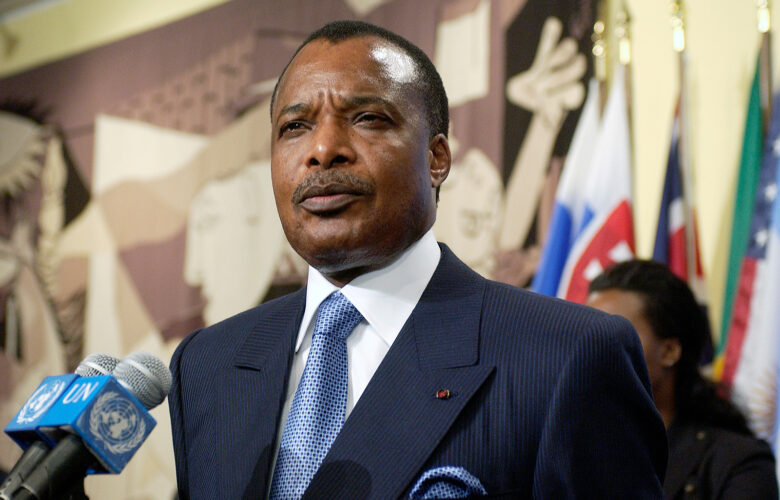 Republic Of Congo's Constitutional Court Confirms Sassou's Re-Election Victory