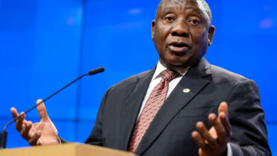 South African President Announces Immediate Move To Lockdown Level 2