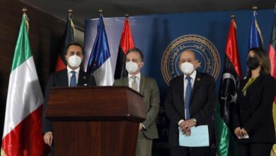 Libya: New Unity Government Calls For Withdrawal Of Foreign Forces, Mercenaries