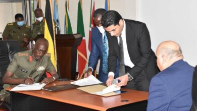 Egypt, Uganda Sign Military Intelligence Sharing Agreement Amid Nile Dam Row