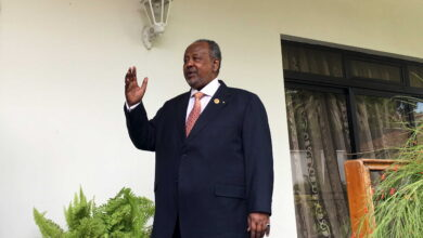 Djibouti's Longtime Ruler Guelleh Wins Fifth Term With Over 98% Votes