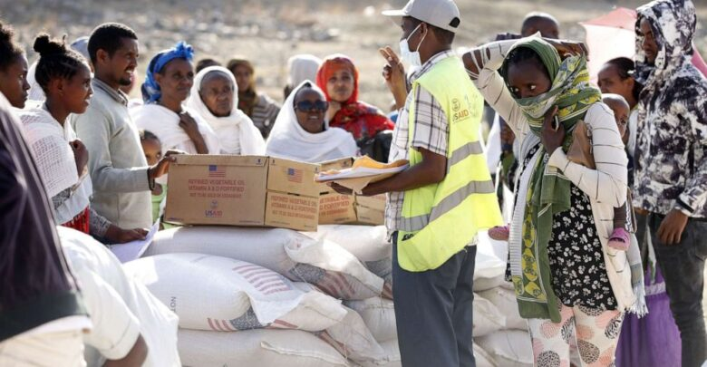 UN Aid Chief Urges Ethiopia To Allow Aid Deliveries To Reach War-Torn Tigray