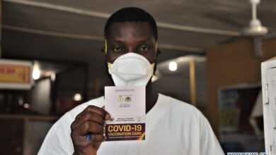Ghana Health Service To Issue COVID-19 Vaccination Cards With Holograms