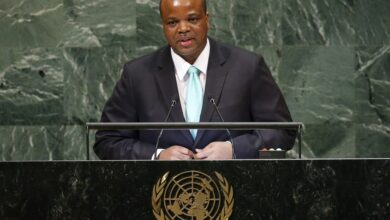Eswatini Imposes Dusk-To-Dawn Curfew To Quell Pro-Democracy Protests