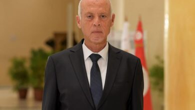 Tunisian Parliament Speaker Calls For Peaceful Struggle Against President's Moves