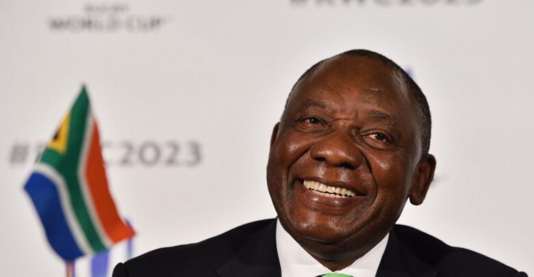 South African President Cyril Ramaphosa Announces Major Cabinet Reshuffle