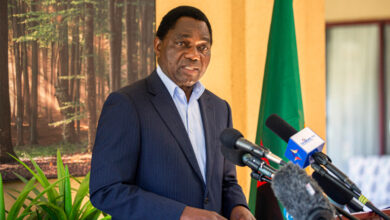 Zambian Electoral Commission Declares Hakainde Hichilema As Election Winner