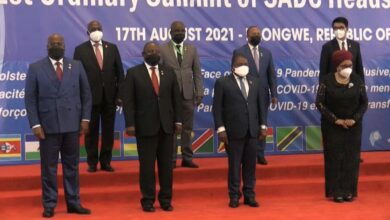 SADC Summit: Member Countries Praise Zambia For Peaceful Transfer Of Power