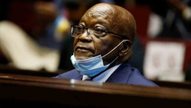 South Africa's Top Court Rejects Ex-President Zuma's Bid To Overturn Jail Sentence