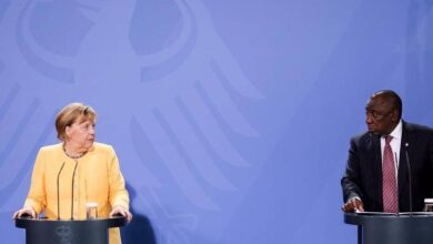 German Chancellor Vows To Offer Africa Up To 70 Million COVID-19 Vaccine Doses